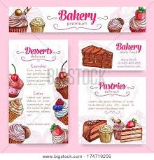 Bakery Pastry Vector Photo Free Trial Bigstock