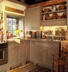 Small Rustic Kitchens Designs