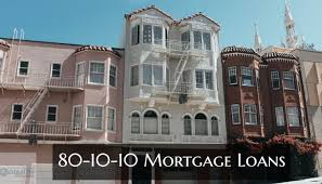 Buying Home With No Pmi With 80 10 10 Mortgage Loans