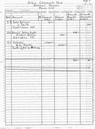Simple General Ledger How To Develop Entries For The General Ledger Dummies