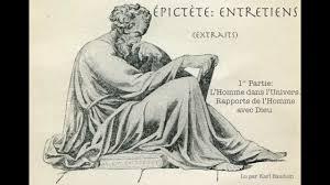 Le Manuel d'Épictète (ce qui dépend de nous) - YouTube