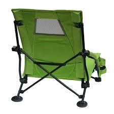 lowback beach chair low g beach chair lime green grey mesh costco low back beach chair