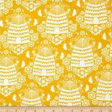 SUNFLOWER Fabric by the Yard, or Fat Quarter Orange & Yellow ... & Art Gallery Sweet as Honey Honey House Sunflower - Discount . Adamdwight.com