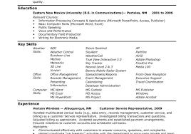 Executive Assistant Resume Samples Experience Resume For Medical