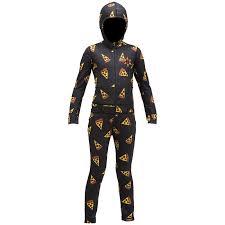 Ninja Suit Size Chart Airblaster Ninja Suit Kids