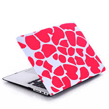 Light Pink Macbook Air Case Us 7 99 Ultra Thin Light Weight Purple Stone Pattern Laptop Hard Case Shell Cover For Apple Macbook Air 13 13 3 Inch In Laptop Bags Cases From