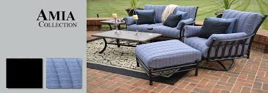 Elegant Outdoor Furniture Seating View All Cast Aluminum Patio