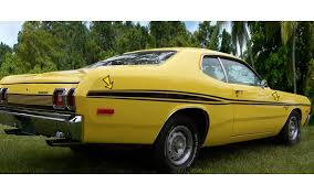 We would like to show you a description here but the site won't allow us. Graphic Express 1973 74 Dodge Dart Sport Mid Body Side Stripe Kit
