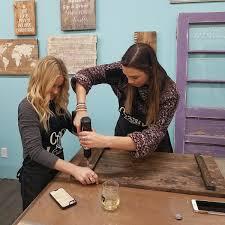 Nashville Sign Decor Craft Love Nashville Wood Sign DIY Workshop and Painting Studio 61