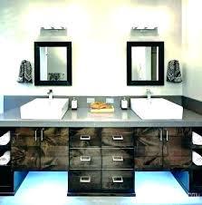 5 foot bathroom vanity double sink