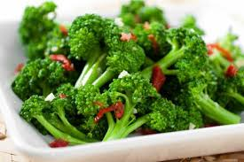 steamed broccoli. Delighful Steamed Steamed Broccoli With Ginger For C