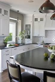 White Kitchen Remodels Decor Design