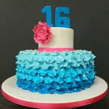 cake boss cakes for sweet 16. Unique Boss Sweet 16 Birthday Cake In Boss Cakes For A