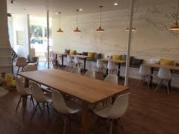 lemon tree a recently opened cafe party venue play room on el camino real in santa clara we had a wonderful relaxing experience and i m so excited