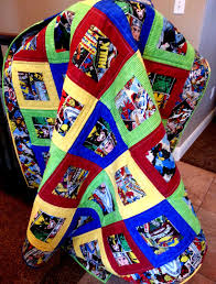 Superhero Quilt by LannersQuilts on Etsy, $103.00 | Quilting ... & Superhero Quilt by LannersQuilts on Etsy, $103.00 Adamdwight.com