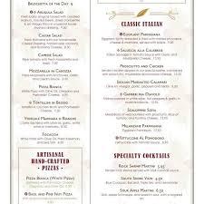 Fancy Restaurant Menu Italian Restaurant Menu Design 2018 Writings And Essays Corner