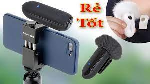 2 Micro Thu Âm tốt giá rẻ cho dân Youtube,Vlog - YouTube