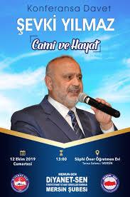 Şevki Yılmaz konferansına davet - Mihrap Haber