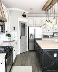 modern farmhouse kitchen decorating ideas 4
