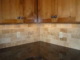 backsplash tile subway travertine 736x552