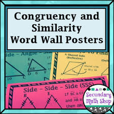 Two figures that are congruent have what are called corresponding sides and corresponding angles. Similar And Congruent Triangles Worksheets Teaching Resources Tpt