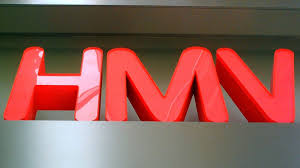 Hmv Could Be Saved By Asda As Wh Smith Sells Cds Dvds Again