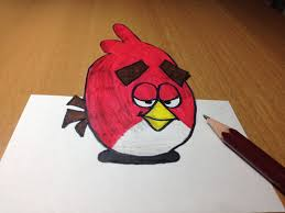 Awesome Collection Of Angry Birds Dice Drawing With Format