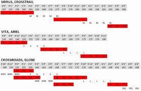 Specialized Mountain Bike Size Chart Specialized Frame