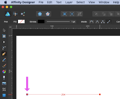 What have you got so far in code? How To Draw A Straight Dotted Line In Affinity Designer