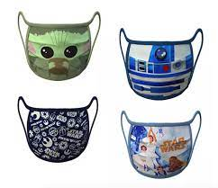 Star Wars face masks go to a good cause ...