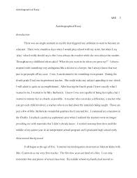 autobiography essay example example biography essay autobiography  autobiography essay example essay examples of autobiographical essays autobiographical narrative