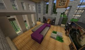 ... Minecraft How To Make An Awesome Living Room Design Beautiful Idea
