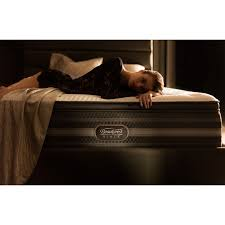 Simmons beautyrest black Alcove Previous Next Carolina Rustica Simmons Beautyrest Black Katarina Luxury Firm Pillow Top Queen Size