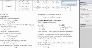 calculating line current in wye connected load youtube Power Formula For 3 Phase calculating line current in wye connected load power formula for 3 phase