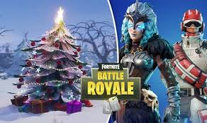 The first teaser showed a fishstick back bling or weapon charm, a carton of milk with just one day to go until the new season of fortnite launches, we now have the third and final teaser for season 7. Fortnite Season 7 Release Date Revealed With New Winter Teaser Gaming Entertainment Express Co Uk
