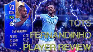 Fernandino FIFA 19 Card (Page 1) - Line.17QQ.com
