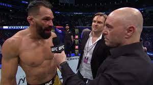 UFC 264: Michel Pereira Octagon Interview - YouTube