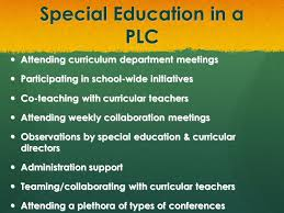 plc education special education in a plc ppt download
