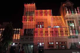 home lighting decoration. Use Different Colours Of Lights For Directions The House Home Lighting Decoration
