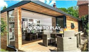 backyard home office. Garden Office Pods Backyard Kit Impressive Design With Rooms Ideal As Offices Studios Home Yorkshire