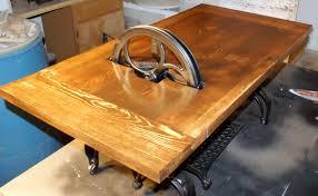 Industrial Looking Coffee Tables Industrial Coffee Table Democratic Underground