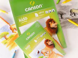 Drawing pad <b>Canson Kids</b> - Vunder