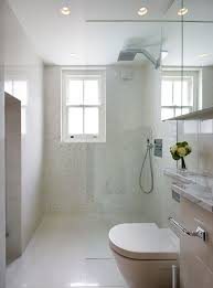 London Walk In Showers For Small Bathrooms With Contemporary Bathroom Sink Faucets And Mosaic Shower Tile