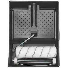 "No Nonsense 9"" Roller & Tray Set <b>3 Pieces</b> 