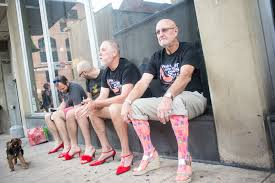 Walk A Walk A Mile In Her Shoes Ywca Lancaster