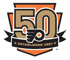 Image - Philadelphia Flyers logo (50th anniversary).png | Logopedia ...