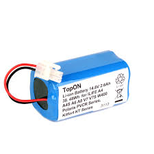 <b>Аккумулятор TopON</b> для робота-пылесоса <b>Chuwi iLife</b> A4, A4S, A6 ...