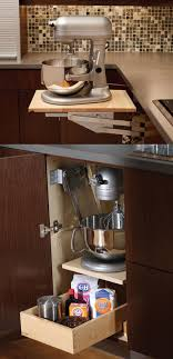 Storage For The Kitchen 17 Best Ideas About Kitchen Appliance Storage On Pinterest Small