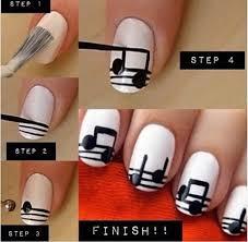 Zo leer je het | @Nail art | Pinterest | Music note nails, Music ...