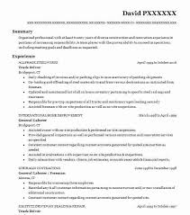 truck driving resumes best truck driver resume example livecareer